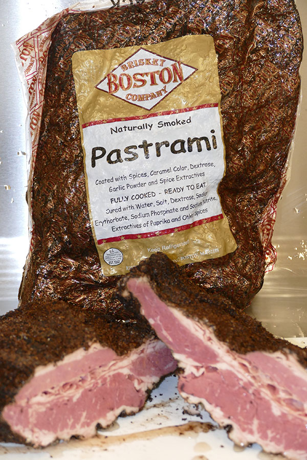 Naturally Smoked Pastrami